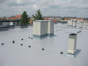 Marnick Roofing - working with Industries throughout Cornwall
