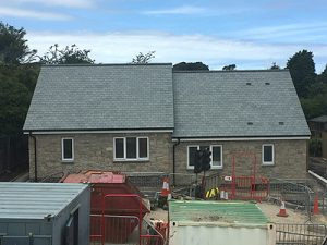 Marnick Roofing Cornwall - Brazilian natural slate, Redland concrete tiles