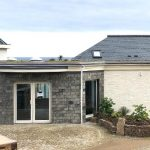 Cupa H12 Spanish natural slate – The Nare Hotel, Veryan